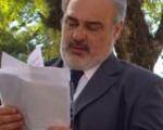 El gobernador Colombi  está de acuerdo con la pastera.