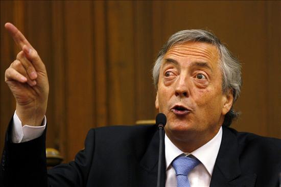 Kirchner pidió más políticas de inclusión en la región.