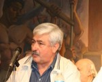El electo dirigente argentino Oscar Roberto Silva.