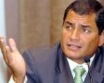 Se ha realizado la mayor inversión pública de la historia?  señaló Correa.