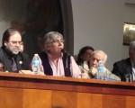 Hugo Moyano en el cumpleaños nº 80 de la CGT
