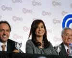 """Según Cristina Fernández, la industria """"fue el sector que explicó el 20% del crecimiento del PBI""""."""