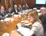 Giorgi y el director de Iveco analizaron los avances del Plan de Renovación de Flota del Transporte Automotor de Cargas.