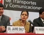 La titular del Ministerio de Economía y Finanzas, Mercedes Aráoz indicó que Perú es uno de los países con más crecimiento en los últimos meses.