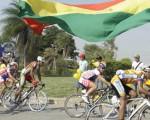El tarijeño Horacio Gallardo, del Glas Casa Real, se convirtió ayer en el primer ciclista boliviano en llegar al podio en la tercera versión de la Vuelta a Bolivia.