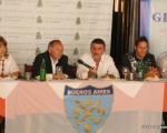 En GEBA se desarrolló la conferencia de prensa y se disputarán las finales este fin de semana.