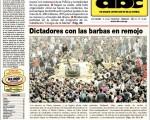 La mirada regional según los diarios latinoamericanos.