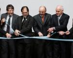El acto de apertura fue encabezado por el ministro de Trabajo, Carlos Tomada; el secretario de Cultura de la Nación, Jorge Coscia y el secretario de Turismo de la Nación, Enrique Meyer.