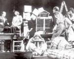 Teatro Abierto fue un movimiento de los artistas teatrales de Buenos Aires que surgió en 1981 bajo el régimen militar.