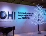 La muestra se realizó en cuatro pabellones del Conta Salguero.