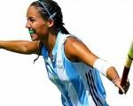 ¿Vuelve? Soledad García fue tentada a regresar al seleccionado femenino de hockey.