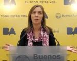 Vidal pidió con urgencia una reunión con el Gobierno nacional para encarar el plan de obras hídricas.