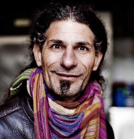El periodista argentino y activista del movimiento del movimiento de los indignados, Facundo Florio.