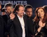 Filmus logró el 19,79% y Cabandié, el 18,92%.