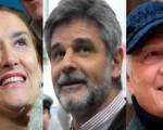 Los candidatos acordaron debatir el próximo 16 de octubre.