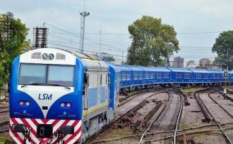 El San Martín pondrá en marcha los trenes chinos antes de noviembre.
