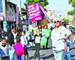 Organizaciones reclamaron el aborto de una menor.