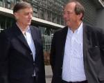 Binner y Sanz no quieren aliarse al PRO.