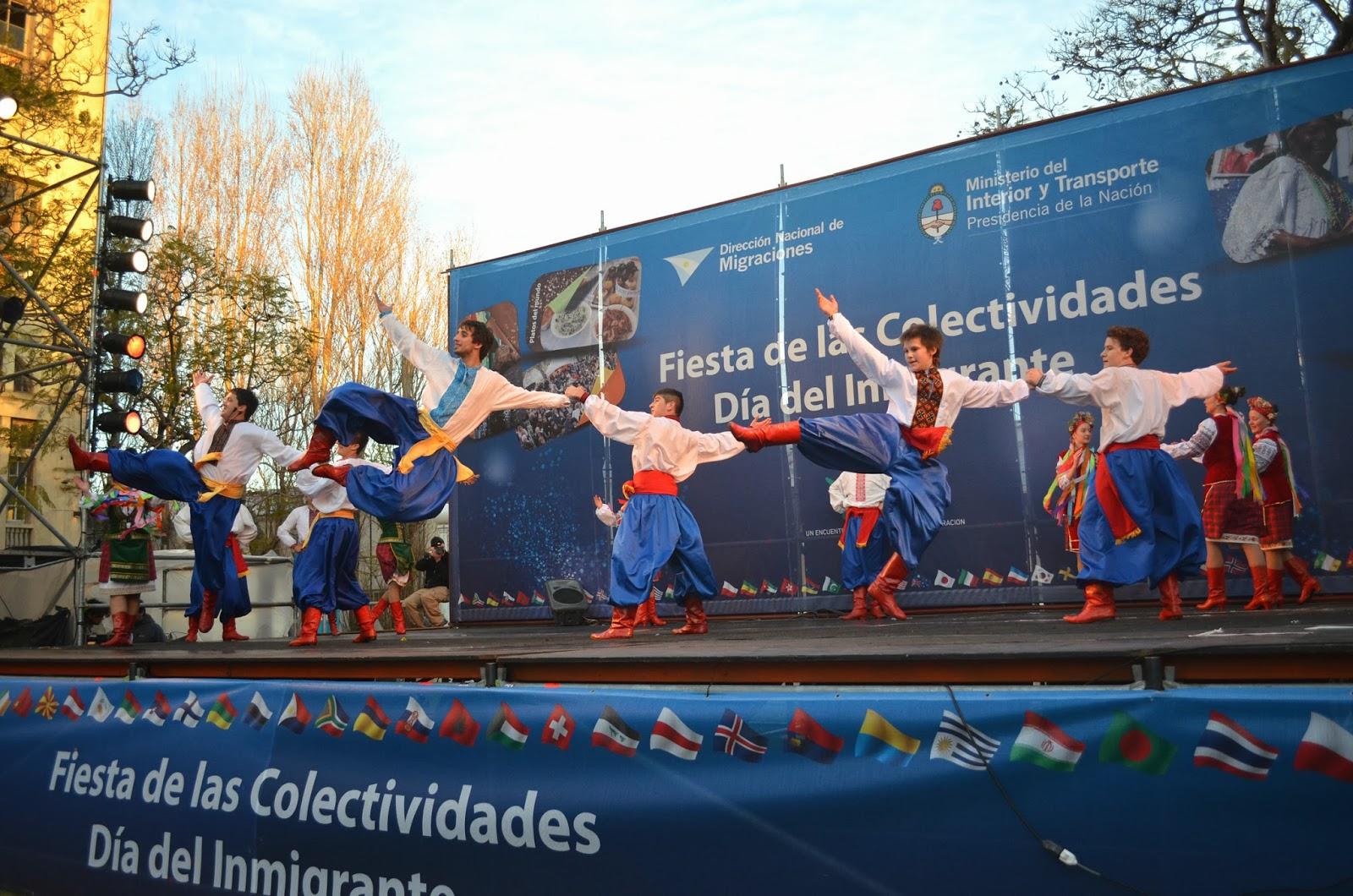 La festividad será en el parque interno de Migraciones, en el antiguo Hotel de Inmigrantes.