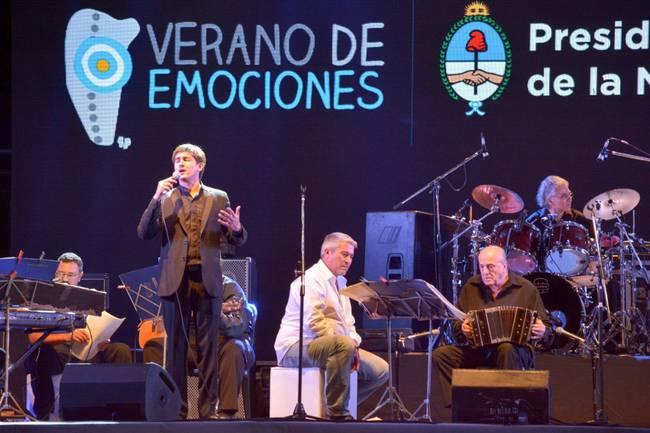 La campaña de Presidencia de la Nación contó con la participación de más de 5.000 artistas en cinco puntos de la Argentina.