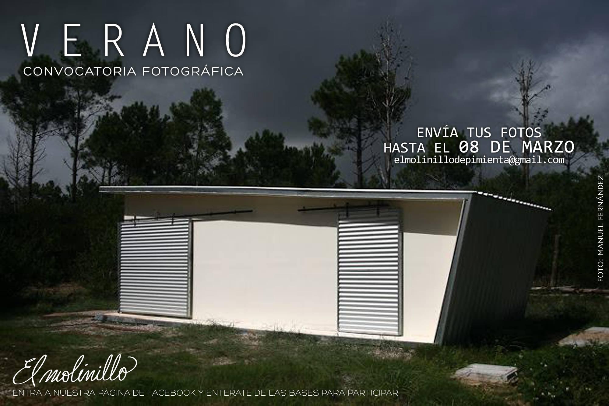 VERANO se estará exhibiendo en Ladran Sancho, espacio de arte, (Guardia Vieja 3811 ? Almagro) el 11 de Abril a las 20:30hs.