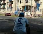 Por la fuerza de la lucha y la militancia, se inaugura la Cooperativa de viviendas.