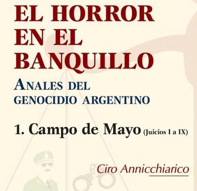 Presentación del libro de Ciro Annicchiarico, coordinado y compilado por Carlos Lafforgue, y publicado por Editorial Colihue.