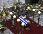 En el Parlamento uruguayo despiden a Galeano.