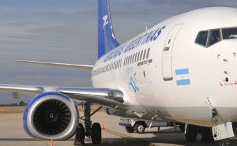 Los vuelos se normalizan en Aeroparque.