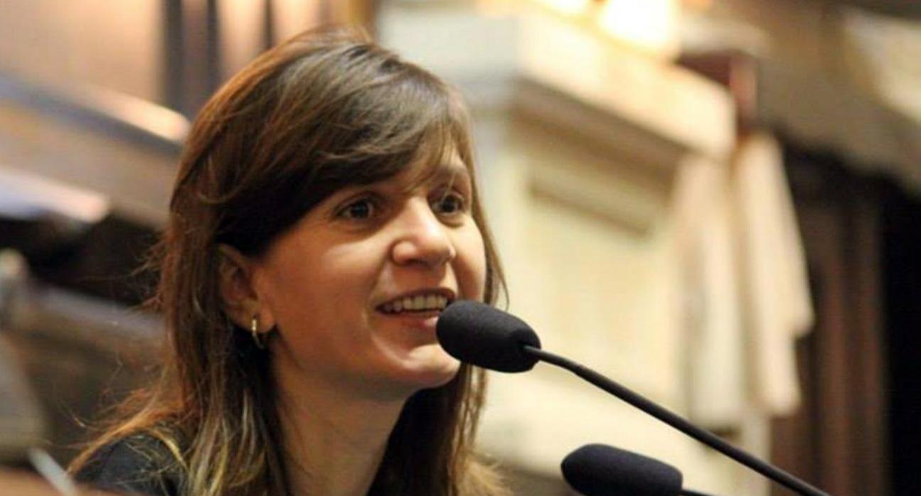 Dip Fernanda Raverta entrevista