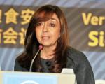 María del Carmen Squeff es Embajadora argentina en la República de Francia desde 2013.