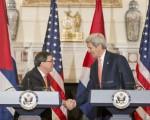 John Kerry reabrirá la embajada estadounidense en La Habana.