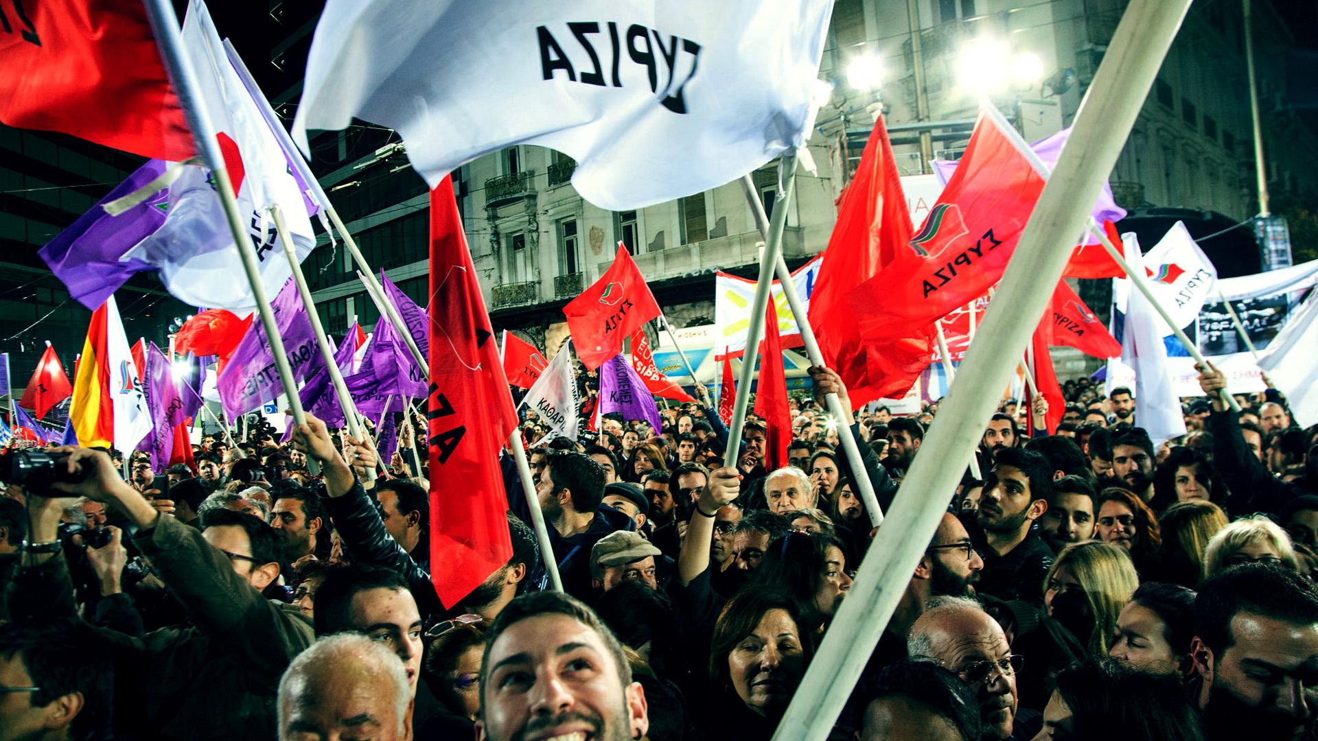 Syriza volvi a ganar en grecia el mensajero diario Ministerio del interior escrutinio