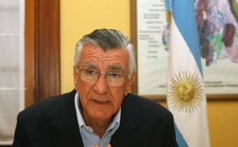 Gioja cuestionó los resultados de la Universidad de Cuyo.
