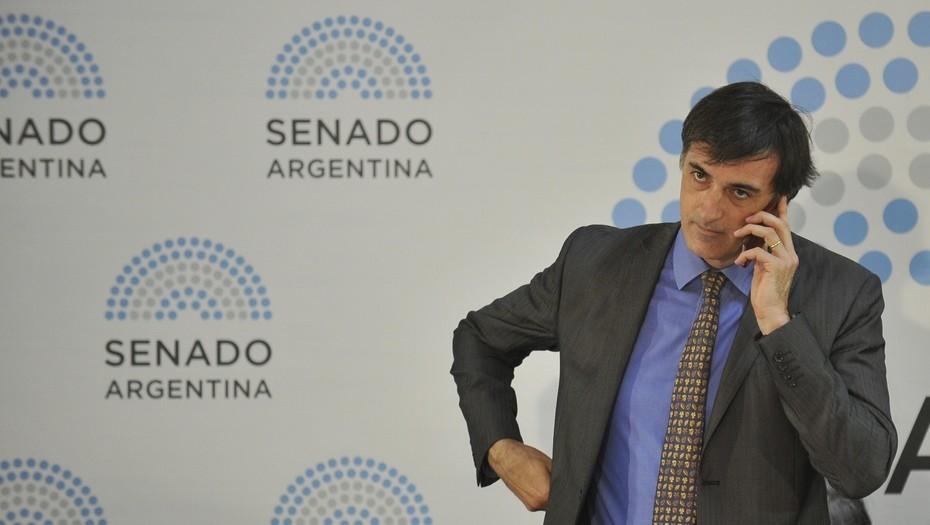 Senadores en comision en el Congreso de la Nacion Argentina. Bullrich. 26.12.2017 Foto Maxi Failla