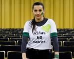 Laura Azcurra, Facultad de Ciencias Sociales, UBA, Santiago del Estero 1029, Ciudad Autónoma de Buenos Aires. 24 de Mayo de 2019. Fotos: Leonardo Rendo/ANCCOM