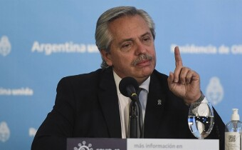 Alberto Fernandez carne